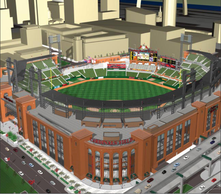 Ballpark Renderings Amp Models Archives Page 3 Of 3