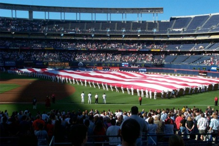 Ken Schlapp's Field Trip of Dreams - Qualcomm Stadium Qualcomm Stadium Baseball