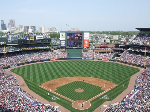 Turner Field Atlanta Braves Ballpark Ballparks Of Baseball
