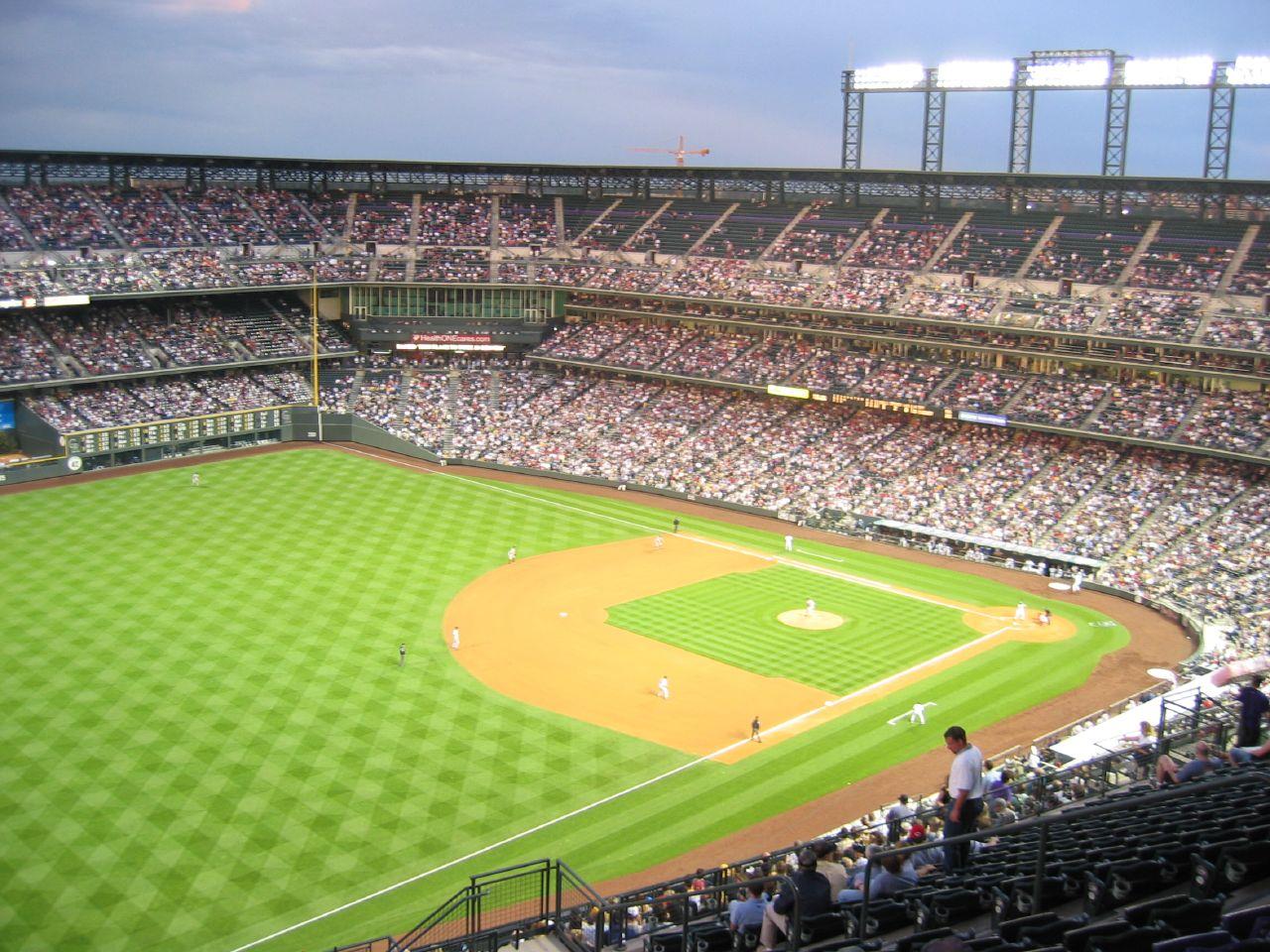 Hotels Near Colorado Rockies Baseball Stadium