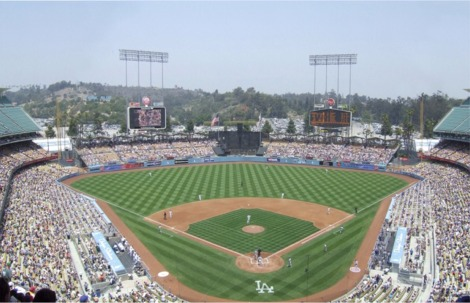los angeles dodgers stadium seating chart. Dodger Stadium Los Angeles, CA