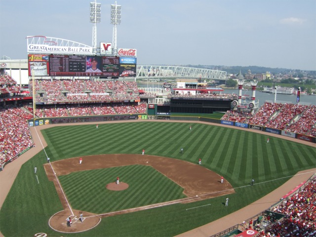 Hotels Near Cincinnati Baseball Stadium