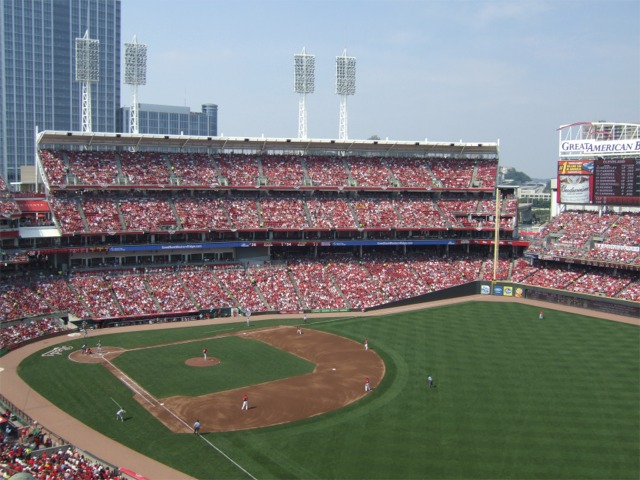 Hotels Near Great American Ballpark Cincinnati Reds