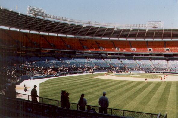 Atlanta Fulton County Stadium - History, Photos and more
