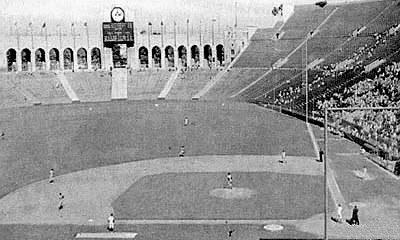 los angeles coliseum history      los angeles dodgers  ballpark