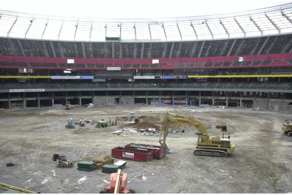 Riverfront Stadium History Photos And More Of The
