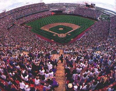 Mile High Stadium - history, photos and more of the Colorado ...