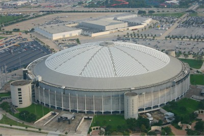 Astrodome - history, photos and more of the Houston Astros ...