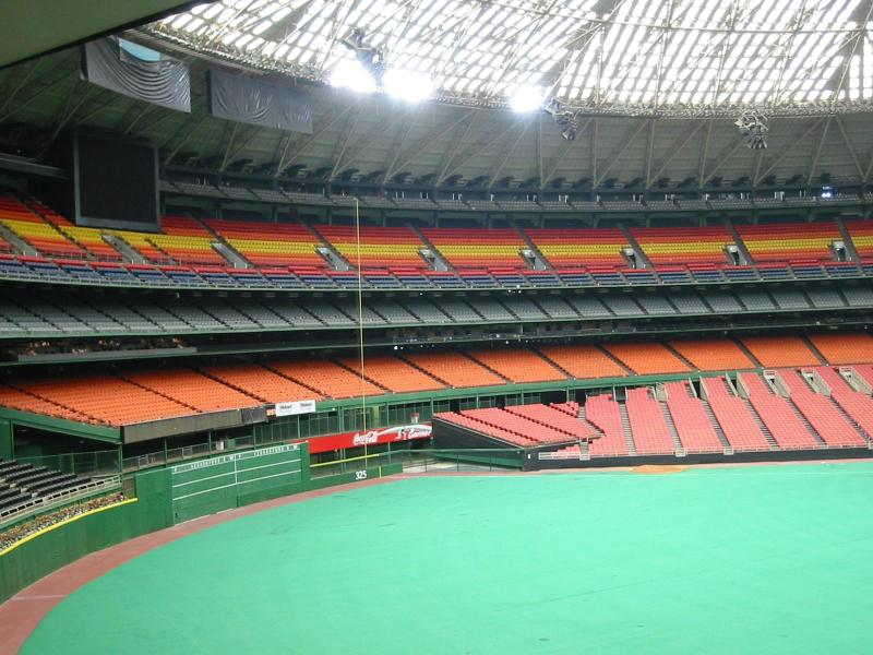 Astrodome history photos and more of the houston astros former astrodome history photos and more of the houston astros former ballpark malvernweather Choice Image