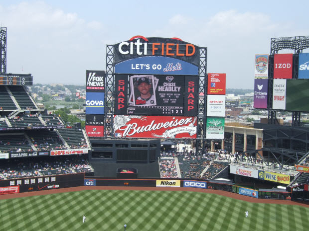 Citi Field New York Mets Ballpark Ballparks Of Baseball