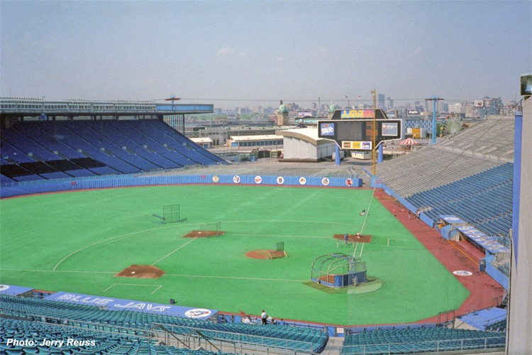 Exhibition Stadium History Photos And More Of The