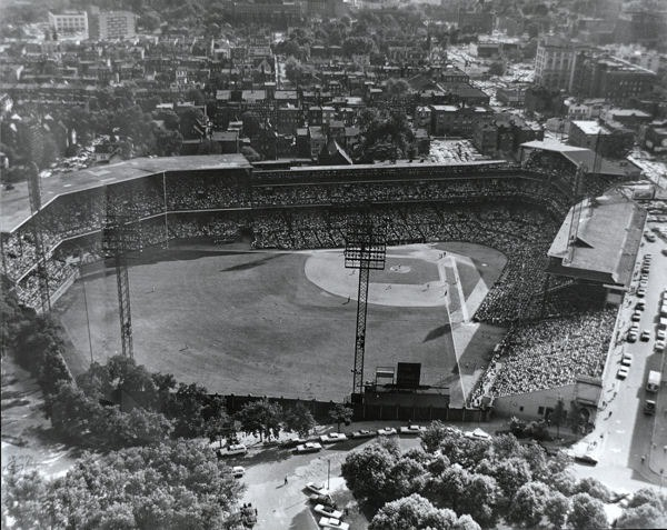 Forbes Field - history, photos and more of the Pittsburgh ...