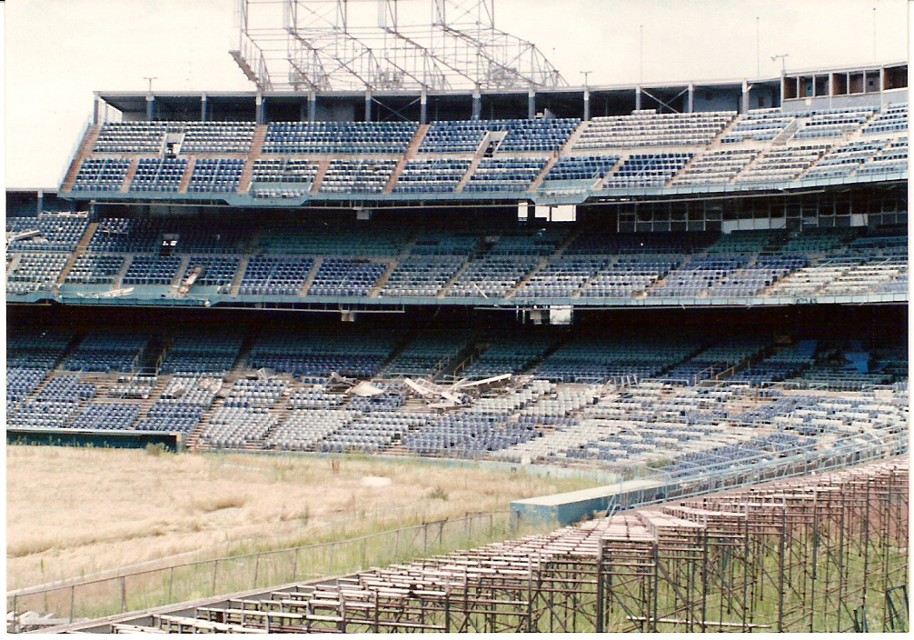 metropolitan stadium history photos and more of the
