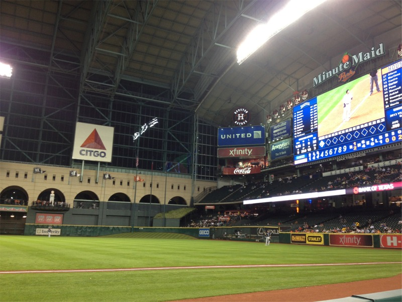 Stadium Rental Car Houston