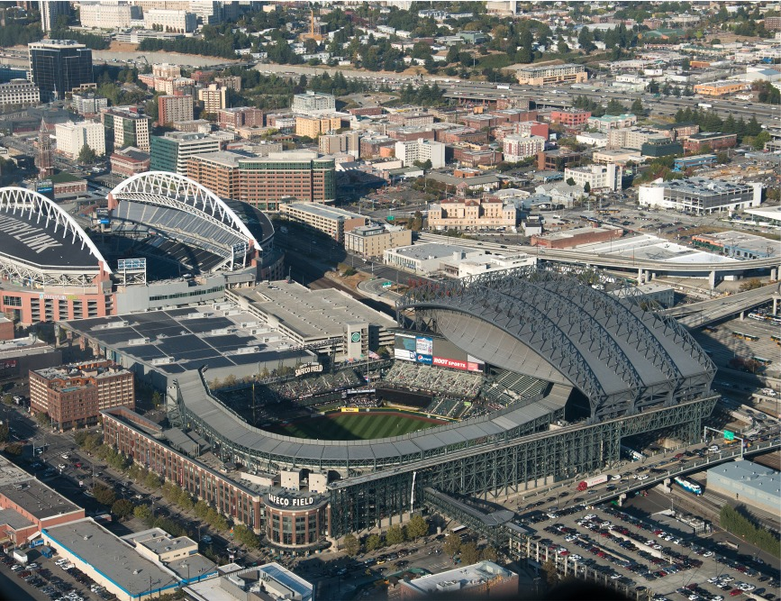 List Of Synonyms And Antonyms Of The Word Safeco Field