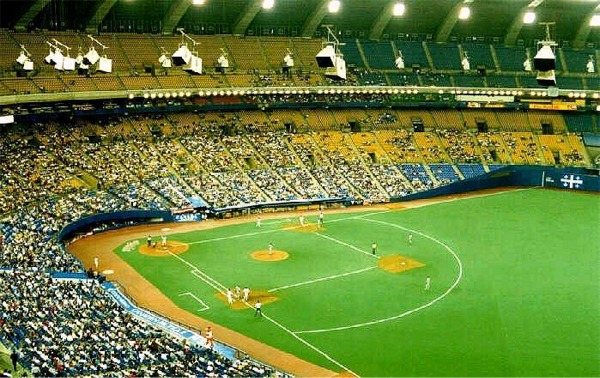 Olympic Stadium History Photos And More Of The Montreal Expos Former Ballpark