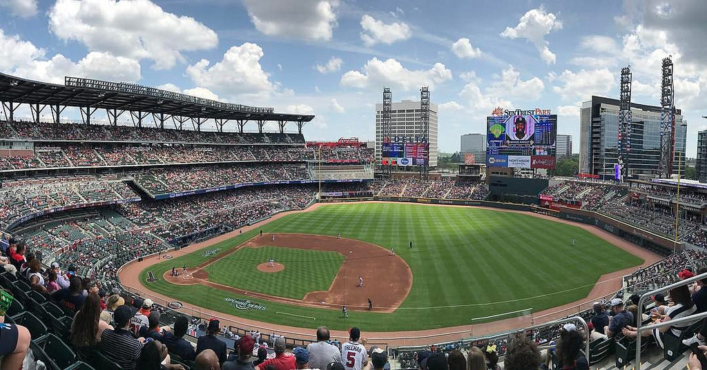SunTrust Park Home Of The Atlanta Braves