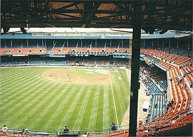 tiger stadium history      detroit tigers  ballpark