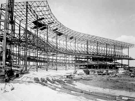 Yankee Stadium History Photos And More Of The New York
