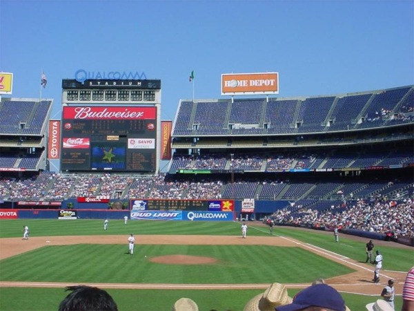 Jack Murphy Stadium - history, photos and more of the San ... Qualcomm Stadium Baseball