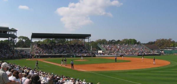 McKenchie Field, Spring Training home of the Pittsburgh Pirates