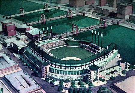 Pittsburgh Pirates Ballpark Renderings