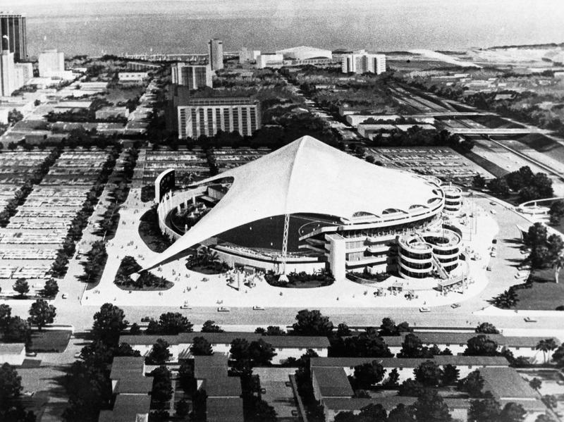 Tampa Bay Rays Ballpark Renderings