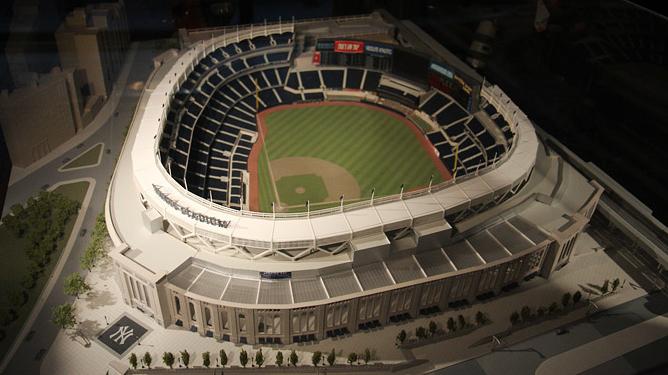 New York Yankees Ballpark Renderings