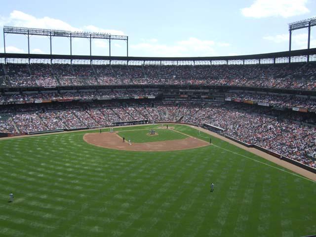 Oriole Park At Camden Yards Baltimore Orioles Ballpark Ballparks Of Baseball