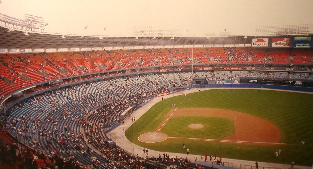 Atlanta Fulton County Stadium - History, Photos and more ...