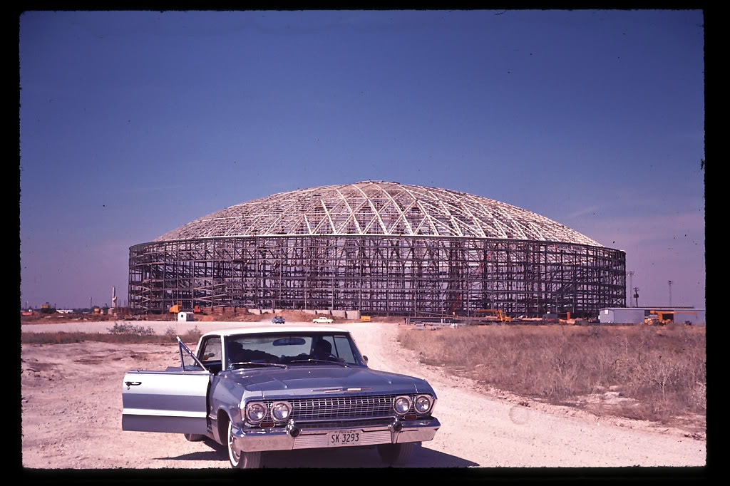 Astrodome history photos and more of the houston astros former astrodome pictures malvernweather Images