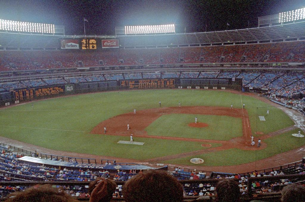 Atlanta Fulton County Stadium History