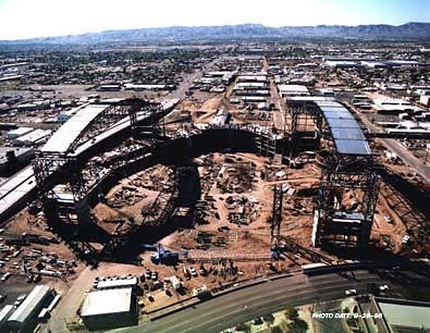 Chase Field Arizona Diamondbacks Ballpark Ballparks Of