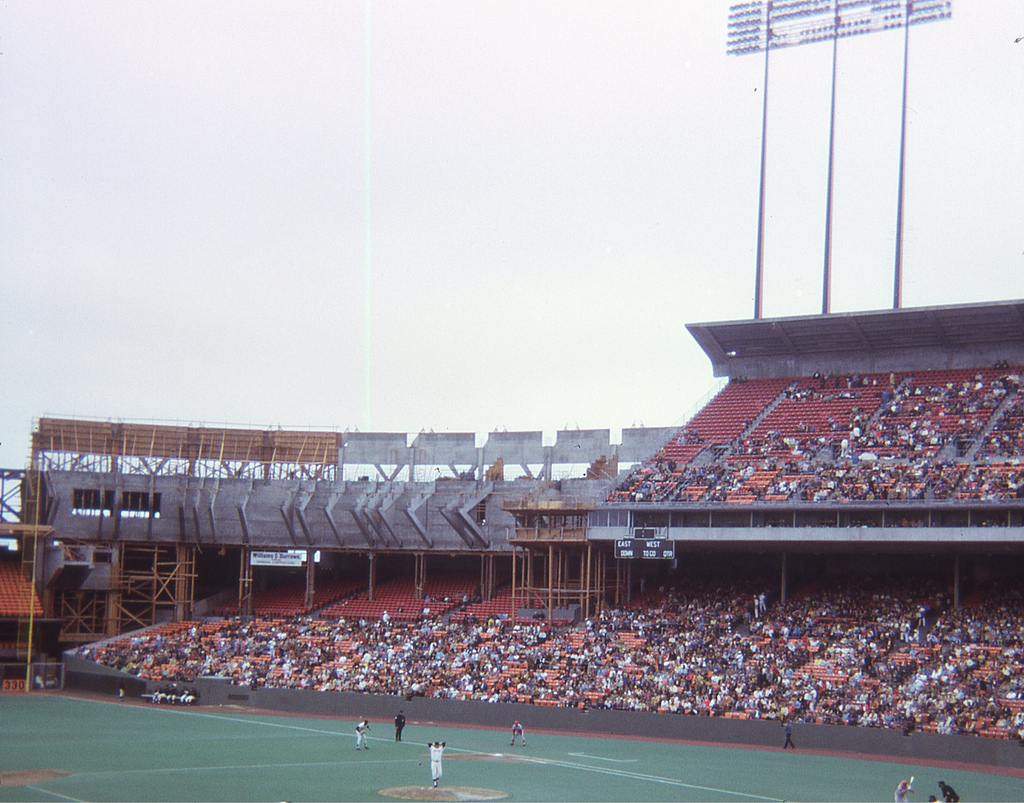 Levis Stadium Capacity >> Candlestick Park - history, photos and more of the San ...
