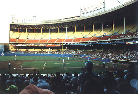 Cleveland Municipal Stadium - history, photos and more of the forme