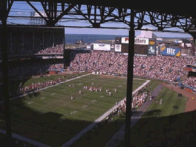 Cleveland Municipal Stadium - history, photos and more of ...