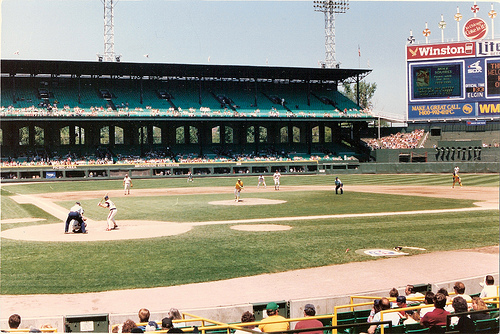history of comiskey park essay As it happens, ellison hated the televised version, particularly the ending he wrote a book that features his original script and an extended, very acrimonious essay giving his side of the story.