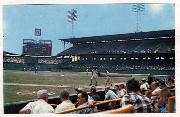 Comiskey Park - History, Photos and more of the Chicago ...