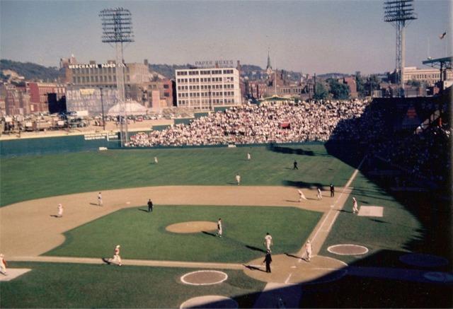 Crosley Field History Photos And More Of The Cincinnati
