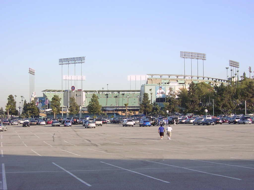 Dodger Stadium, Los Angeles Dodgers ballpark - Ballparks of