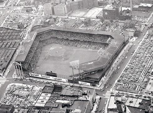 Ebbets Field History Photos And More Of The Brooklyn