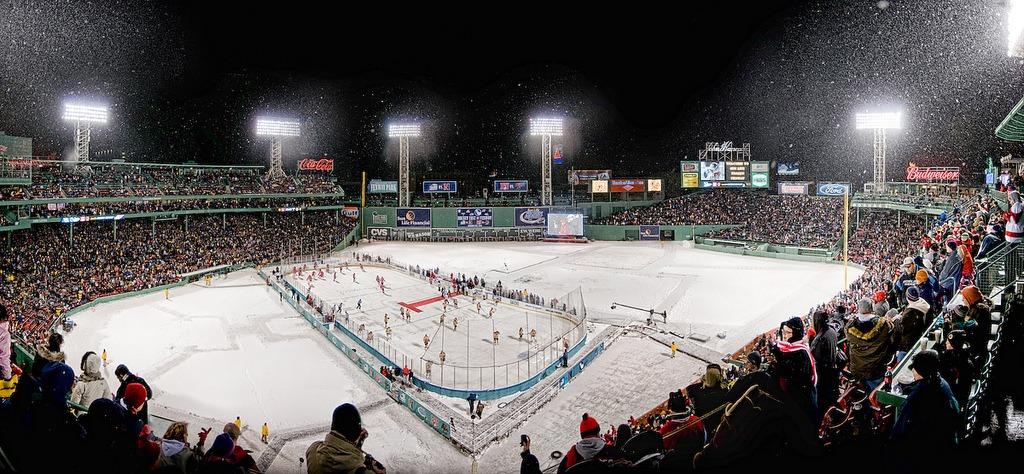 Fenway Park Boston Red Soxs Ballpark