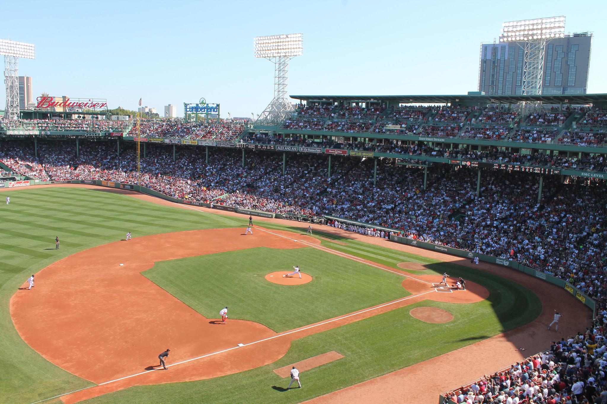 Fenway Park Boston Red Sox S Ballpark Ballparks Of Baseball