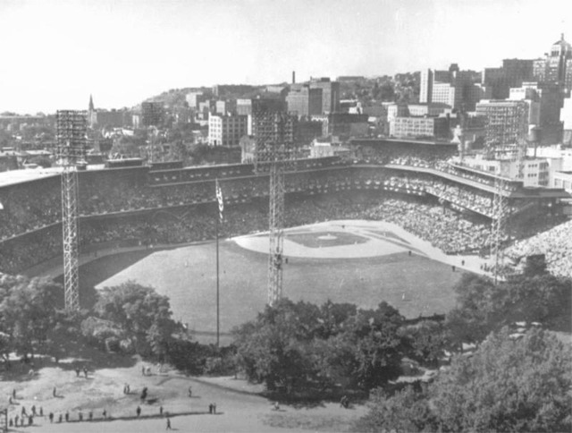 Forbes field history photos and more of the pittsburgh pirates forbes field history photos and more of the pittsburgh pirates former ballpark malvernweather Images