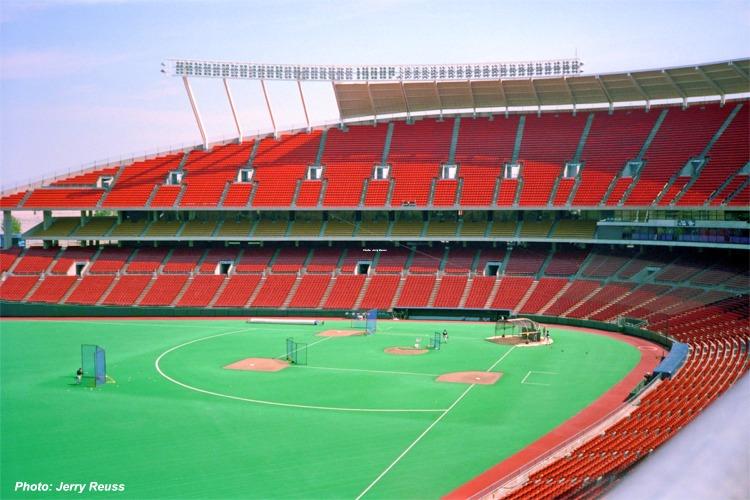 Kauffman Stadium, Kansas City Royals ballpark - Ballparks ...