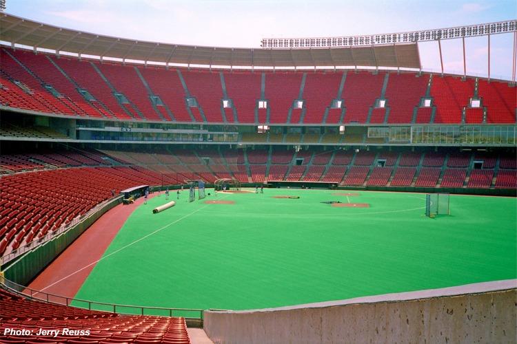Kansas City Royals Kauffman Stadium Capacity