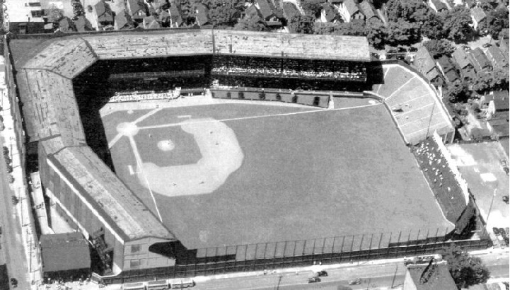 1302cc337c4 League Park - history, photos and more of the Cleveland Indians ...