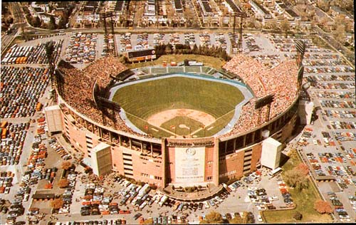 Memorial Stadium History Photos And More Of The Baltimore Orioles