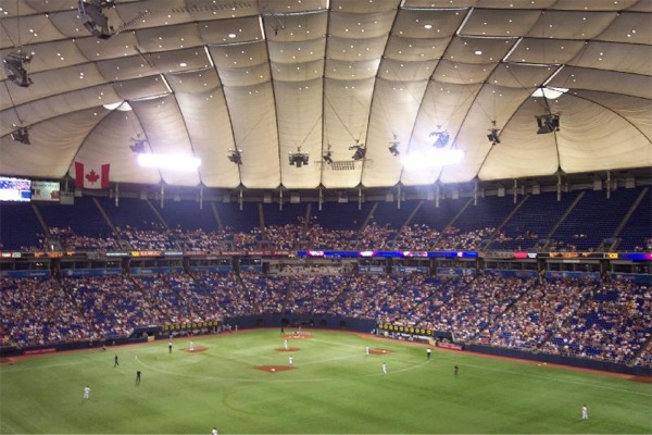 Metrodome - history, photos and more of the Minnesota ...