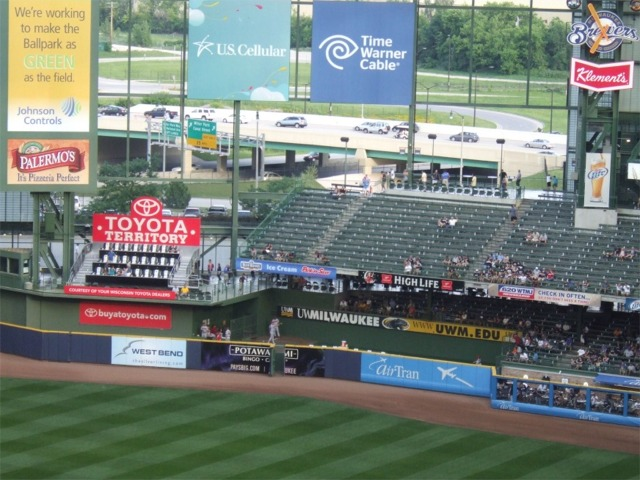 Miller Park Milwaukee Brewers Ballpark Ballparks Of